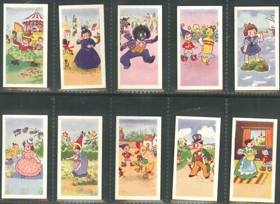 Como Noddy and his Playmates Series of 50